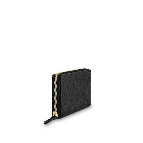 Louis Vuitton Cüzdan Clemence Siyah - Louis Vuitton Cuzdan 19 Clemence Wallet Monogram Noir Siyah
