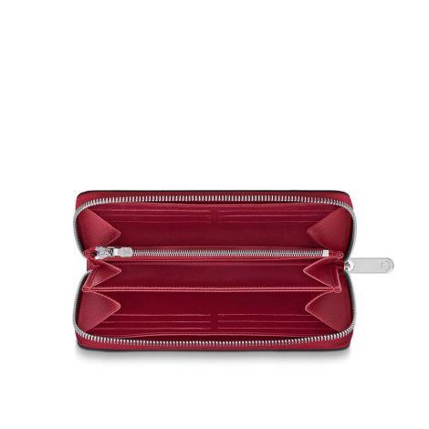 Louis Vuitton Cüzdan Zippy Kırmızı - Louis Vuitton Cuzdan 19 Zippy Wallet Epi Kirmizi