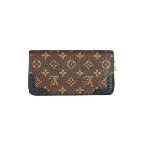 Louis Vuitton Cüzdan Retro Kahverengi - Louis Vuitton Cuzdan Zippy Retro Wallet Kahverengi