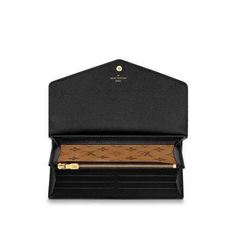 Louis Vuitton Cüzdan Sarah Kahverengi - Lv Cuzdan 2021 Kadin Sarah Wallet Monogram Brown Kahverengi