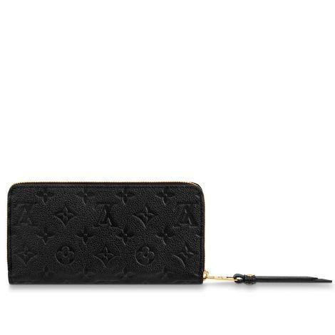Louis Vuitton Cüzdan Zippy Siyah - Lv Cuzdan 2021 Kadin Zippy Wallet Monogram Canvas Siyah