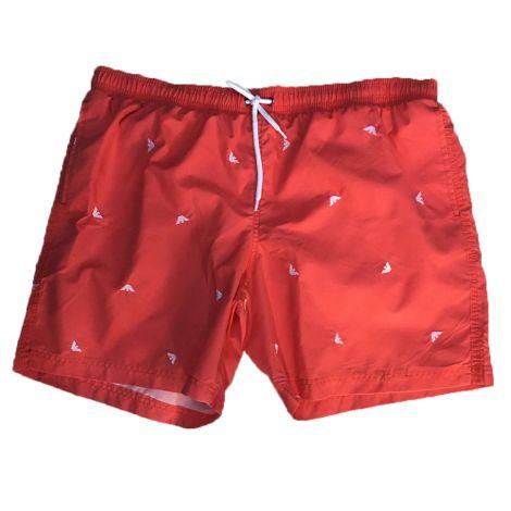 Armani Mayo Şort Kırmızı #Outlet #Mayo Şort #OutletMayo Şort #Erkek #Outlet #