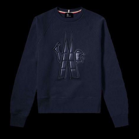 Moncler Sweatshirt Grenoble Lacivert #Moncler #Sweatshirt #MonclerSweatshirt #Erkek #MonclerGrenoble #Grenoble