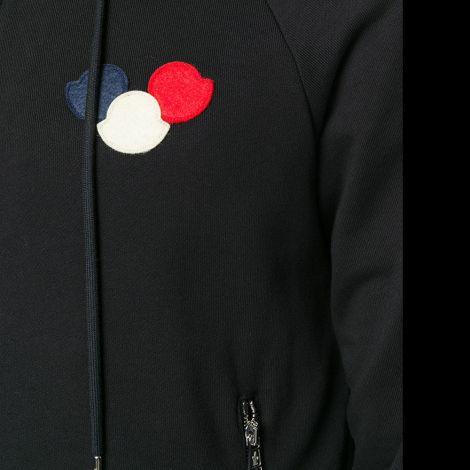 Moncler Sweatshirt Logo Siyah #Moncler #Sweatshirt #MonclerSweatshirt #Erkek #MonclerLogo #Logo