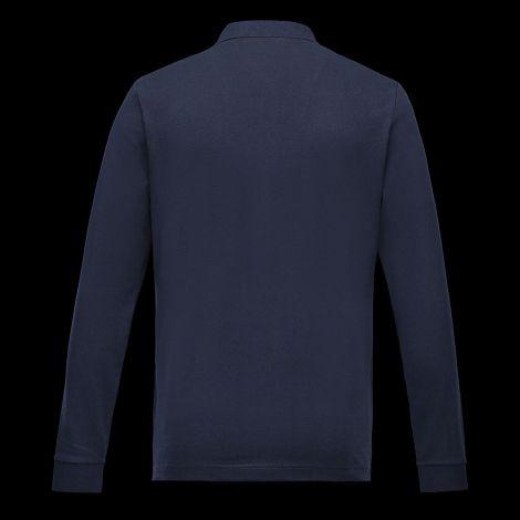 Moncler Sweatshirt Polo Mavi #Moncler #Sweatshirt #MonclerSweatshirt #Erkek #MonclerPolo #Polo