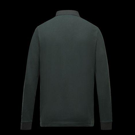 Moncler Sweatshirt Polo Yeşil #Moncler #Sweatshirt #MonclerSweatshirt #Erkek #MonclerPolo #Polo
