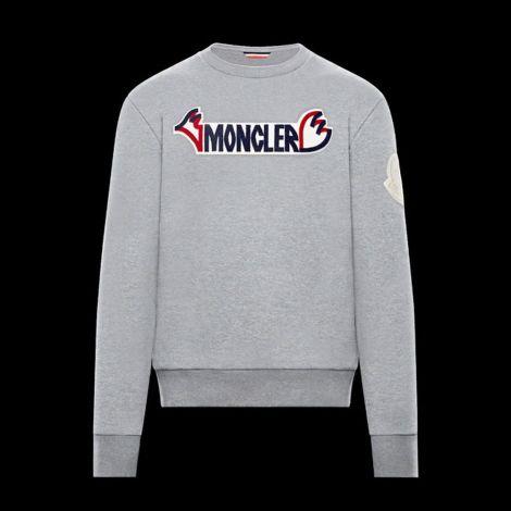Moncler Sweatshirt 1952 Gri #Moncler #Sweatshirt #MonclerSweatshirt #Erkek #Moncler1952 #1952