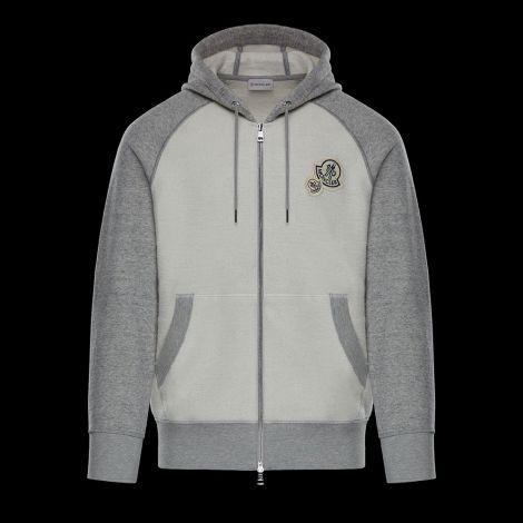 Moncler Polar Logo Gri #Moncler #Polar #MonclerPolar #Erkek #MonclerLogo #Logo