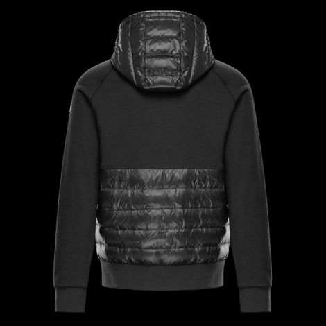 Moncler Sweatshirt Lined Siyah #Moncler #Sweatshirt #MonclerSweatshirt #Erkek #MonclerLined #Lined