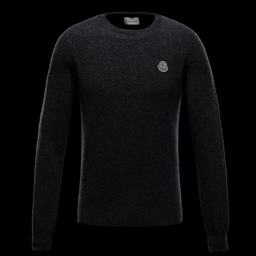Moncler Crewneck Sweatshirt Gri - 19 #Moncler #MonclerCrewneck #Sweatshirt