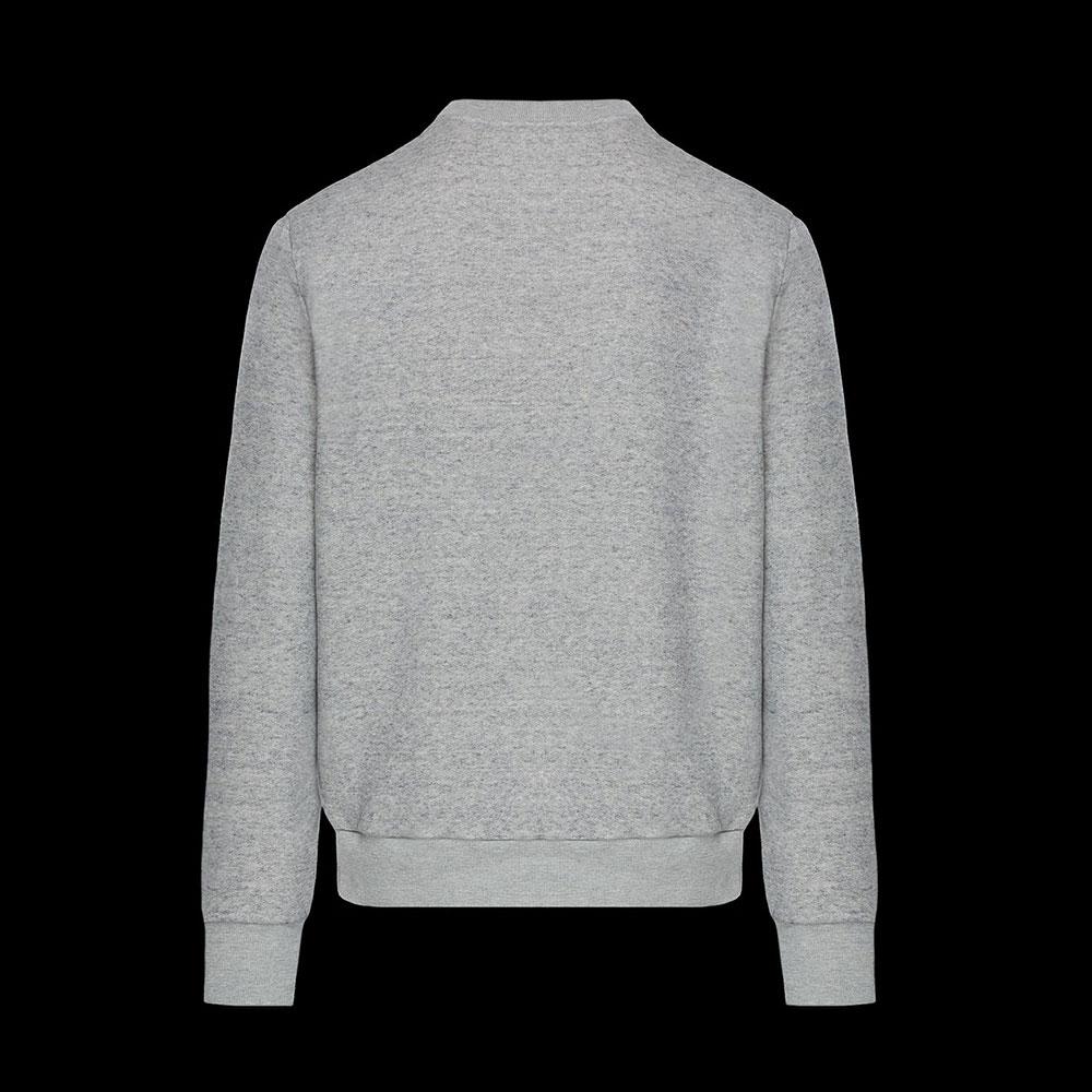 Moncler Fabric Sweatshirt Gri - 27 #Moncler #MonclerFabric #Sweatshirt - 2