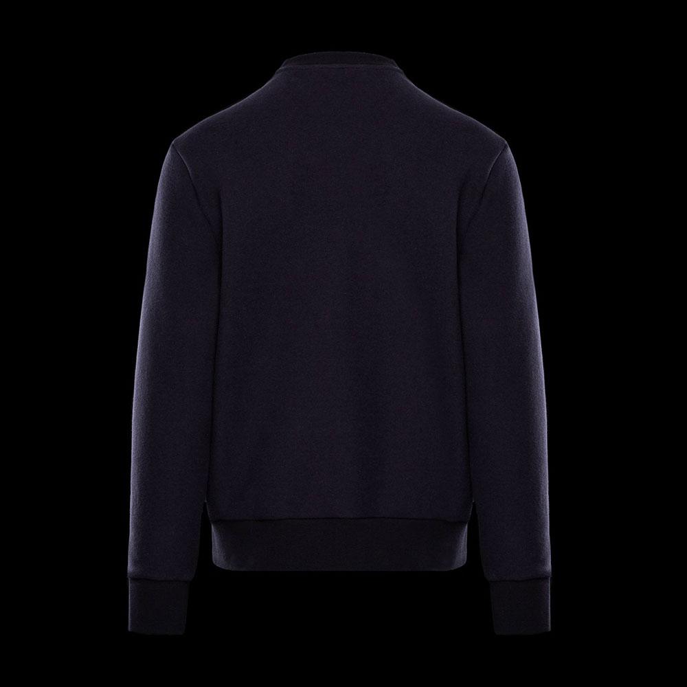 Moncler Fabric Sweatshirt Lacivert - 25 #Moncler #MonclerFabric #Sweatshirt - 2