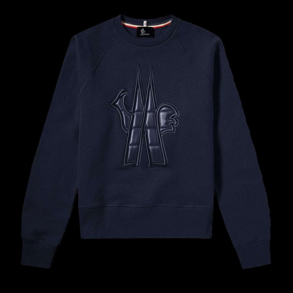 Moncler Grenoble Sweatshirt Lacivert - 30 #Moncler #MonclerGrenoble #Sweatshirt