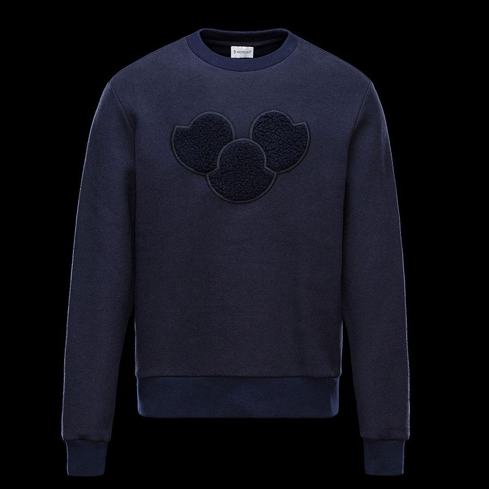 Moncler Sweatshirt Lacivert - 12 #Moncler #Moncler #Sweatshirt