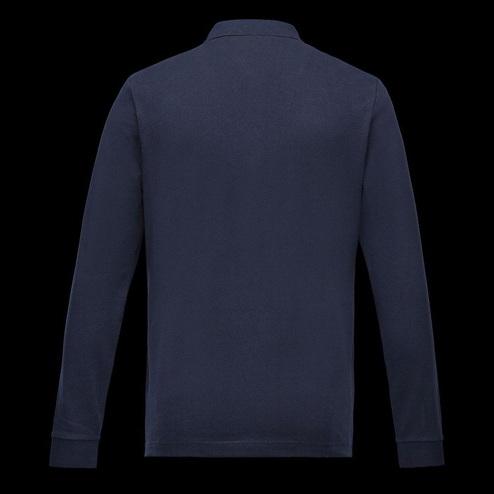 Moncler Polo Sweatshirt Mavi - 7 #Moncler #MonclerPolo #Sweatshirt - 2