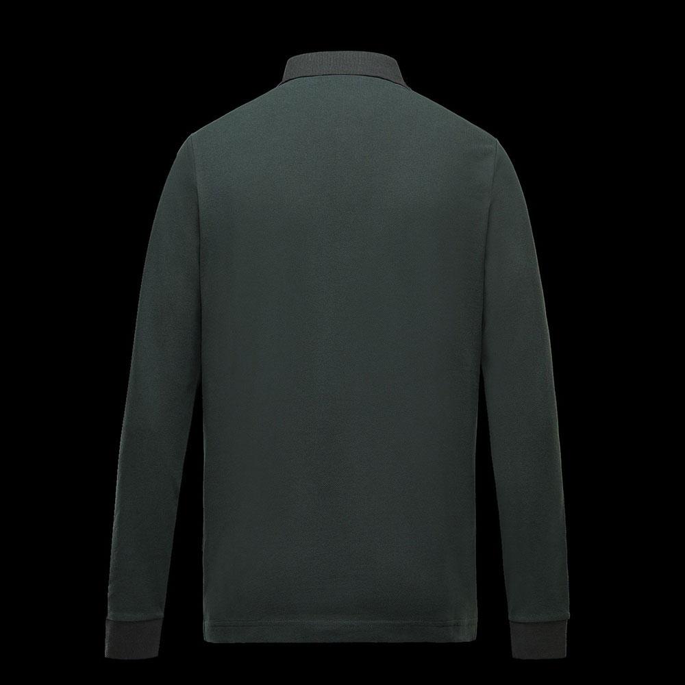 Moncler Polo Sweatshirt Yeşil - 9 #Moncler #MonclerPolo #Sweatshirt - 2