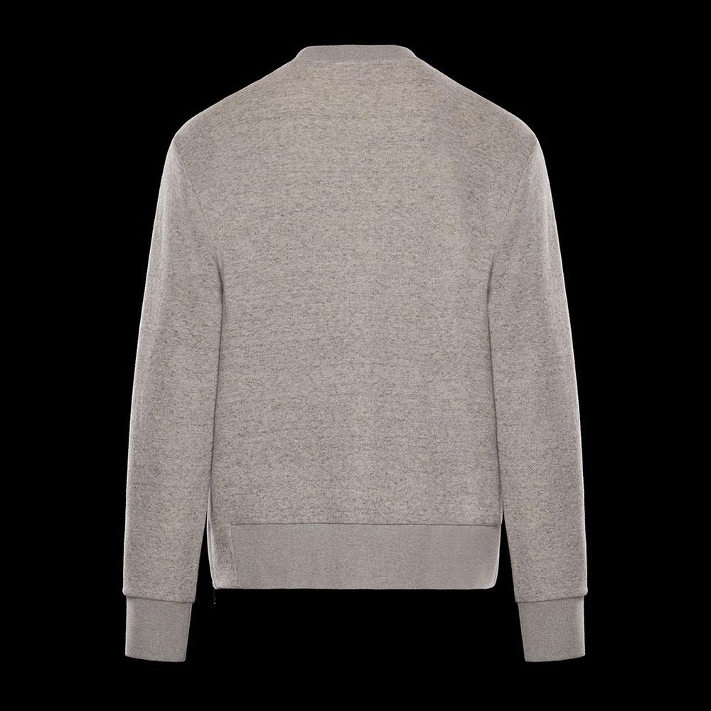 Moncler Logo Sweatshirt Gri - 22 #Moncler #MonclerLogo #Sweatshirt - 2