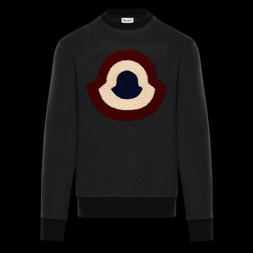 Moncler Icon Sweatshirt Siyah - 24 #Moncler #MonclerIcon #Sweatshirt