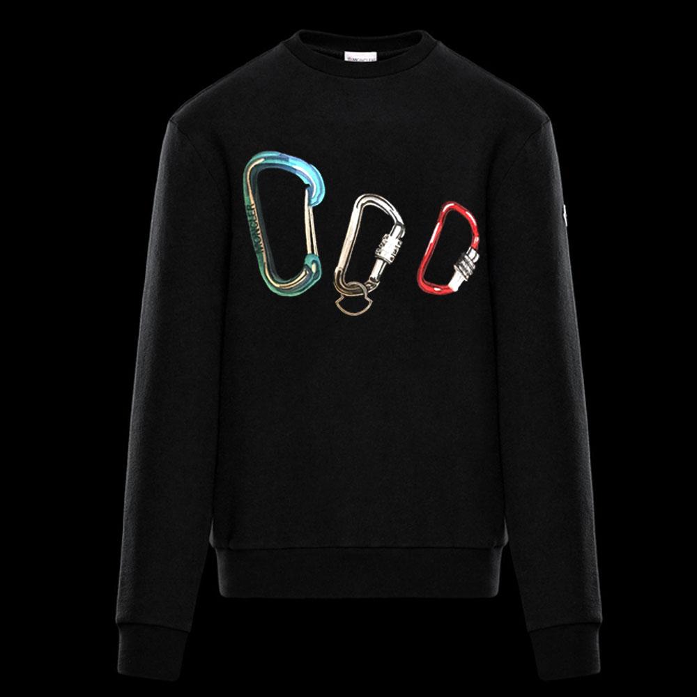 Moncler Sweatshirt Siyah - 29 #Moncler #Moncler #Sweatshirt