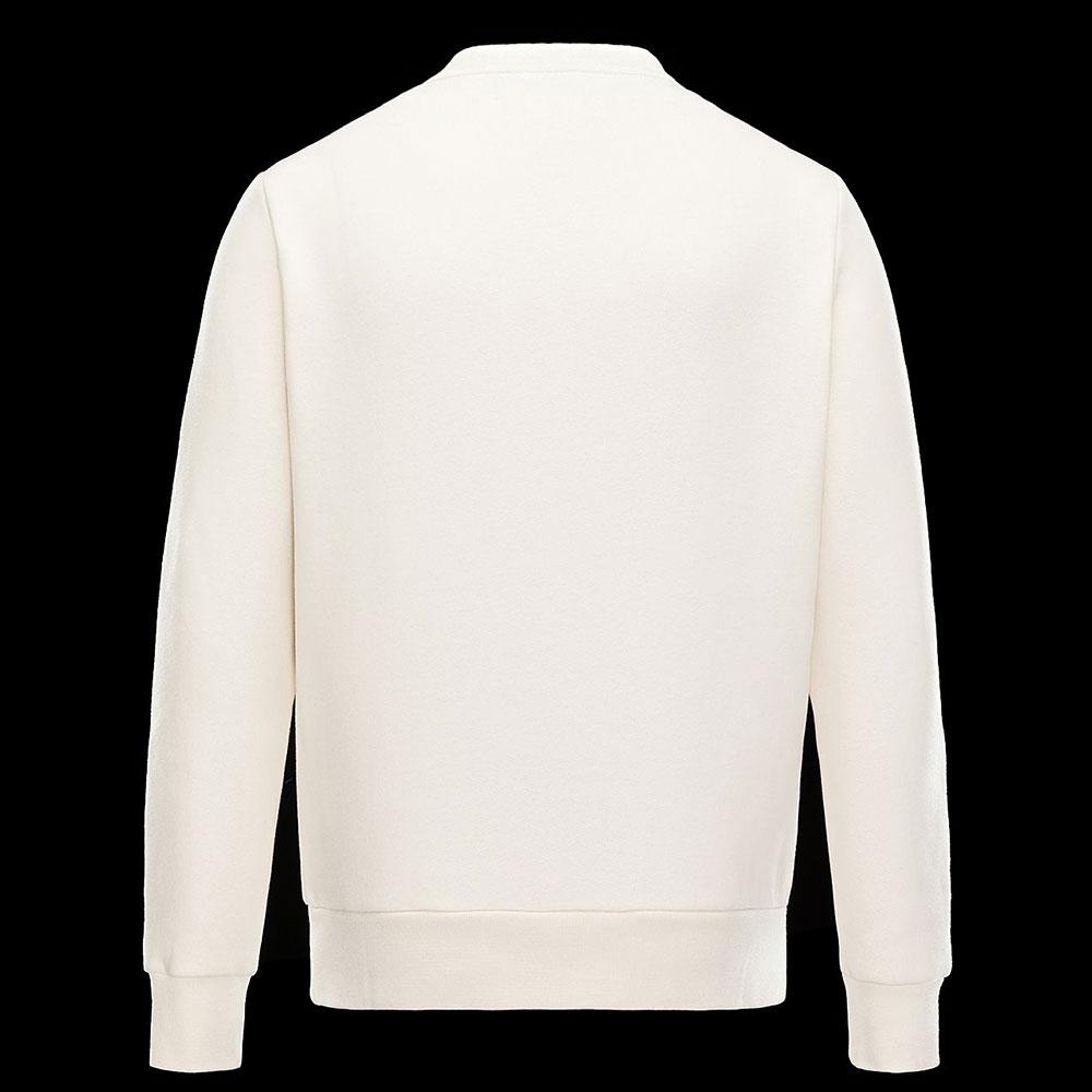 Moncler Sweatshirt Beyaz - 10 #Moncler #Moncler #Sweatshirt - 2