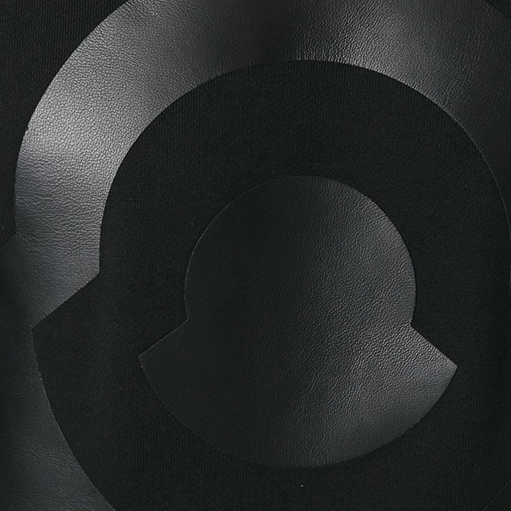 Moncler Logo Sweatshirt Siyah - 21 #Moncler #MonclerLogo #Sweatshirt - 2