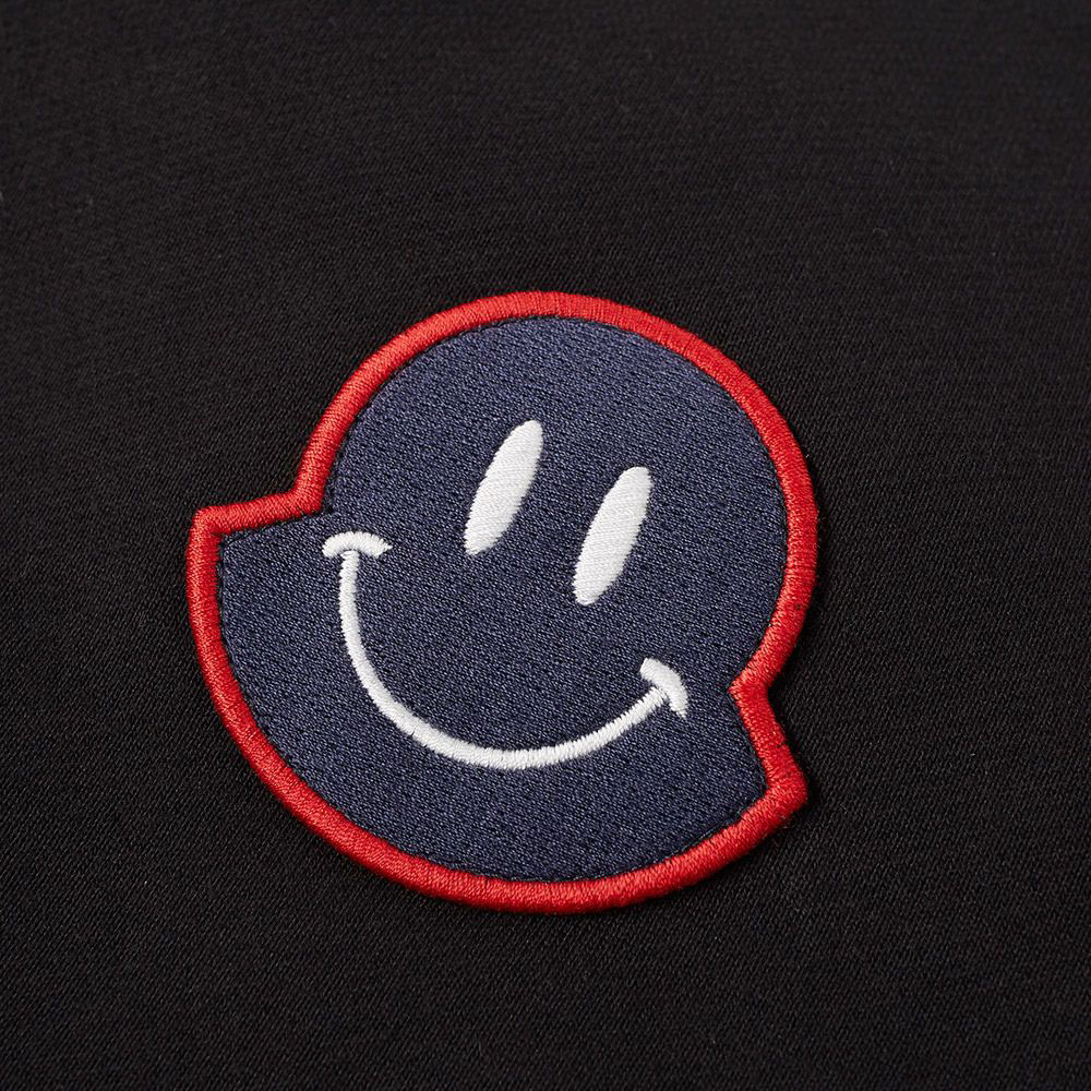 Moncler Smiley Sweatshirt Siyah - 31 #Moncler #MonclerSmiley #Sweatshirt - 2
