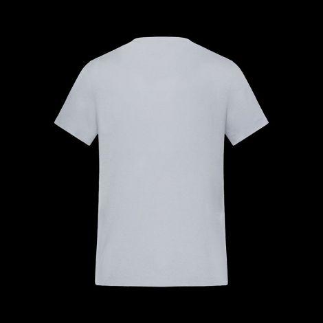 Moncler Tişört Iconic Beyaz #Moncler #Tişört #MonclerTişört #Erkek #MonclerIconic #Iconic
