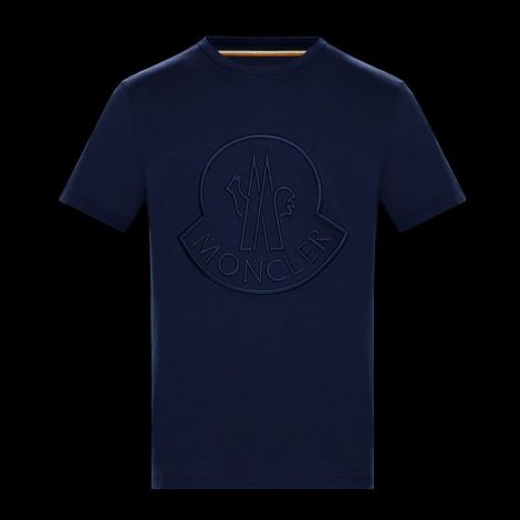Moncler Tişört Logo Lacivert #Moncler #Tişört #MonclerTişört #Erkek #MonclerLogo #Logo