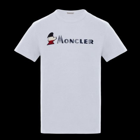 Moncler Tişört Logo Beyaz #Moncler #Tişört #MonclerTişört #Erkek #MonclerLogo #Logo