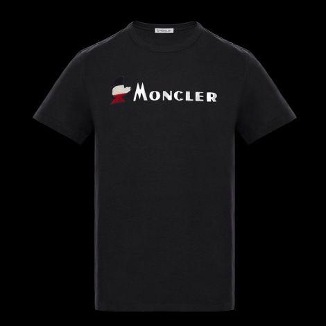 Moncler Tişört Logo Siyah #Moncler #Tişört #MonclerTişört #Erkek #MonclerLogo #Logo
