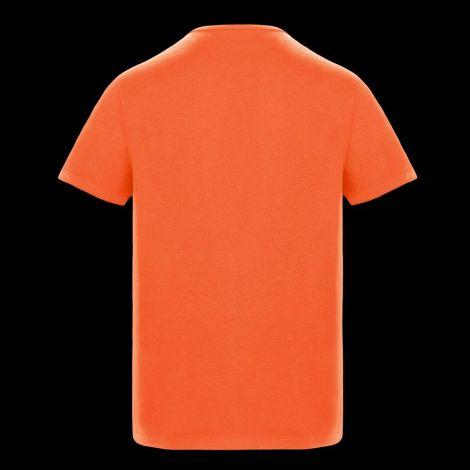 Moncler Tişört Logo Turuncu #Moncler #Tişört #MonclerTişört #Erkek #MonclerLogo #Logo