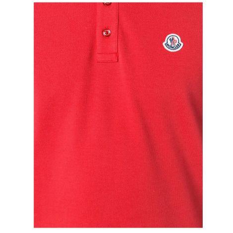 Moncler Tişört Polo Red #Moncler #Tişört #MonclerTişört #Erkek #MonclerPolo #Polo