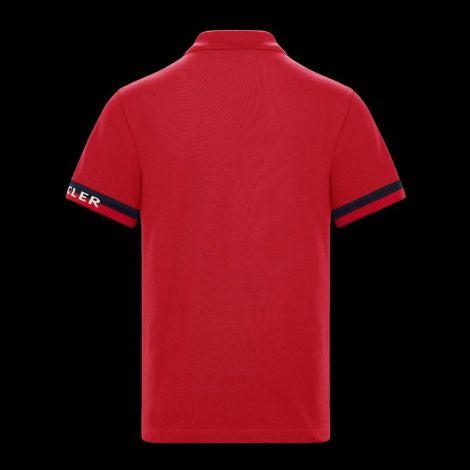 Moncler Tişört Polo Kırmızı #Moncler #Tişört #MonclerTişört #Erkek #MonclerPolo #Polo