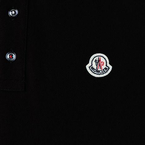 Moncler Tişört Polo Black #Moncler #Tişört #MonclerTişört #Erkek #MonclerPolo #Polo