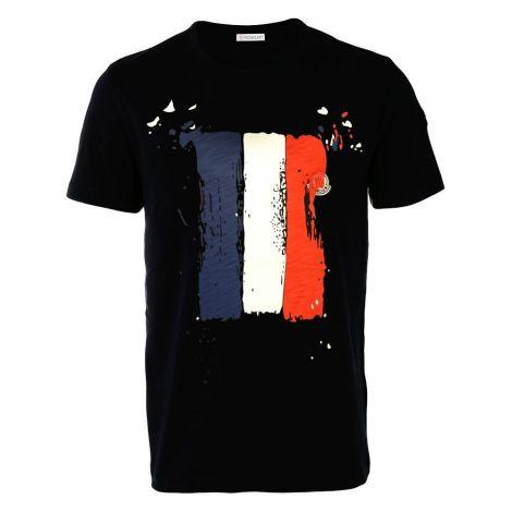 Moncler Tişört Wall Siyah #Moncler #Tişört #MonclerTişört #Erkek #MonclerWall #Wall