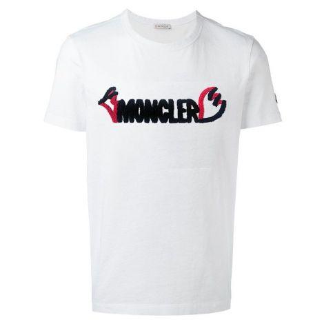 Moncler Tişört Graphic Beyaz #Moncler #Tişört #MonclerTişört #Erkek #MonclerGraphic #Graphic