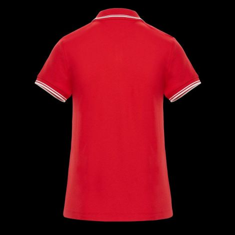Moncler Tişört Polo Kırmızı #Moncler #Tişört #MonclerTişört #Kadın #MonclerPolo #Polo