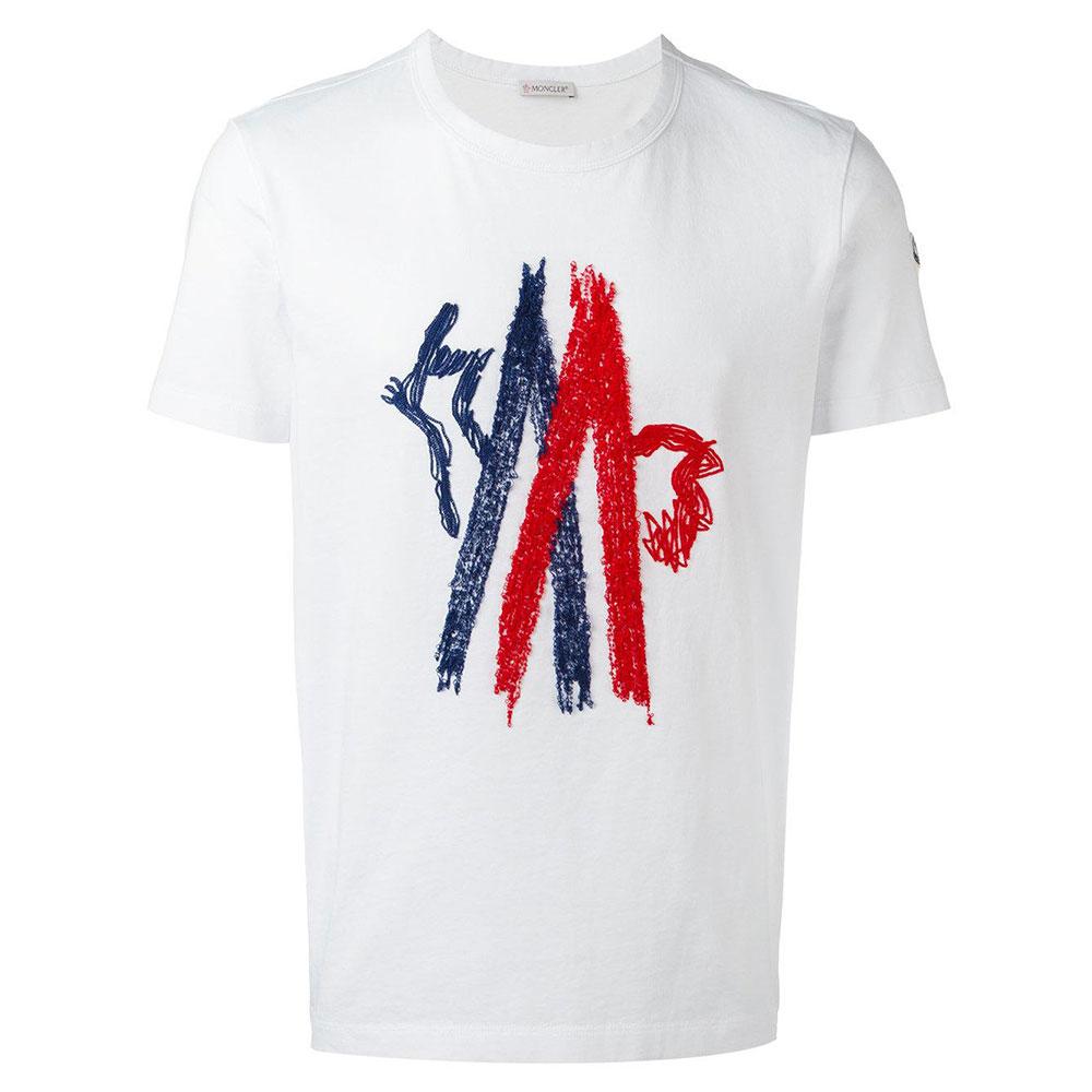Moncler Graphic Tişört Beyaz - 17 #Moncler #MonclerGraphic #Tişört