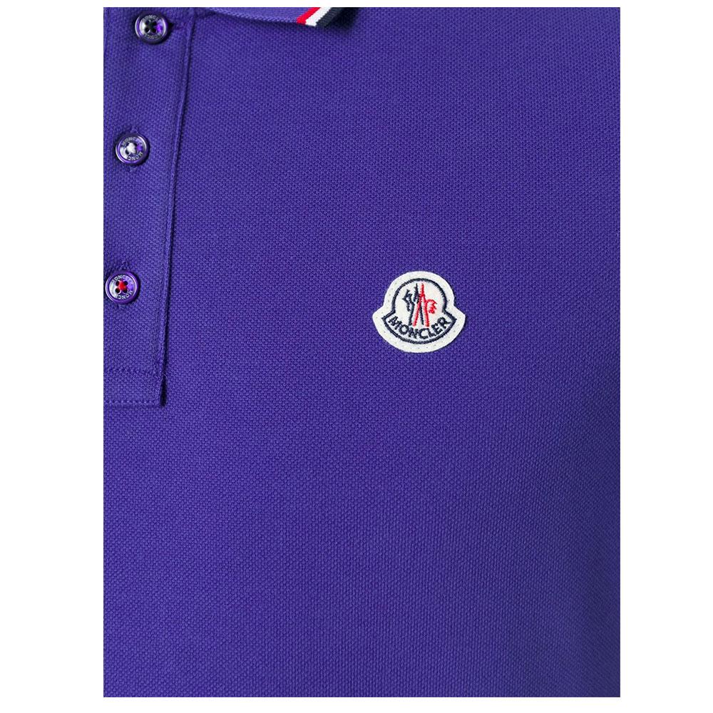 Moncler Polo Tişört Blue - 1 #Moncler #MonclerPolo #Tişört - 2