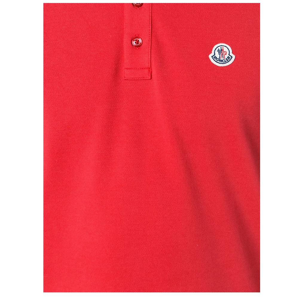 Moncler Polo Tişört Red - 7 #Moncler #MonclerPolo #Tişört - 2