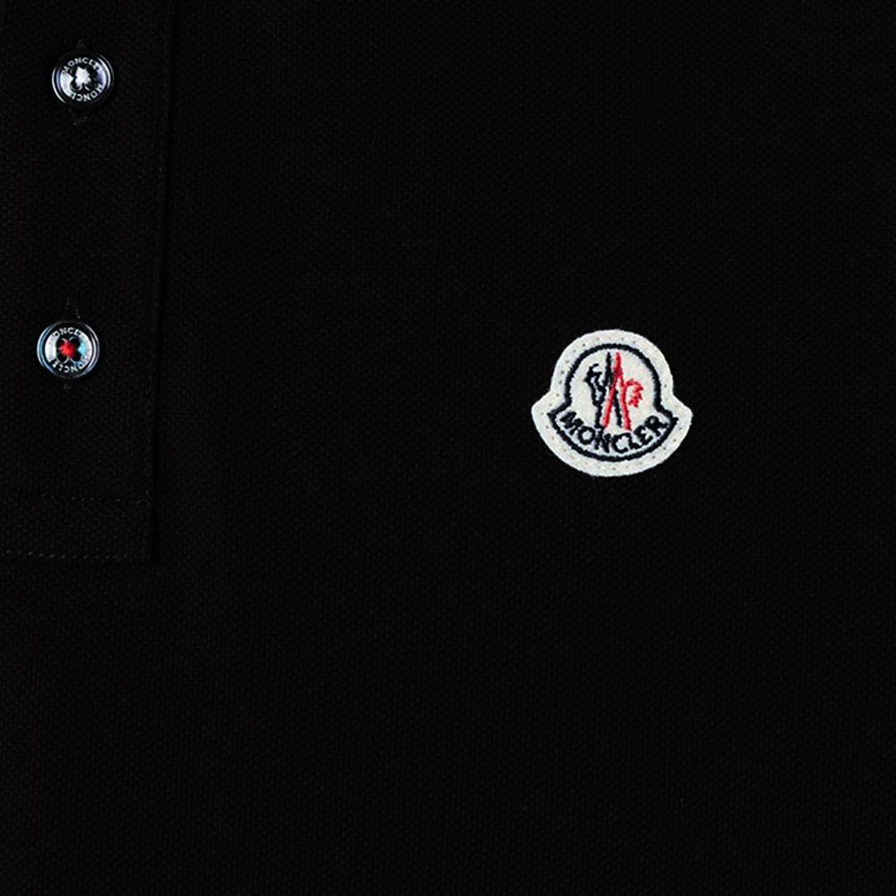 Moncler Polo Tişört Black - 2 #Moncler #MonclerPolo #Tişört - 2