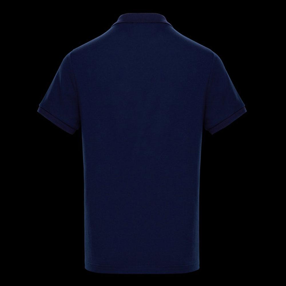 Moncler Polo Tişört Mavi - 36 #Moncler #MonclerPolo #Tişört - 2