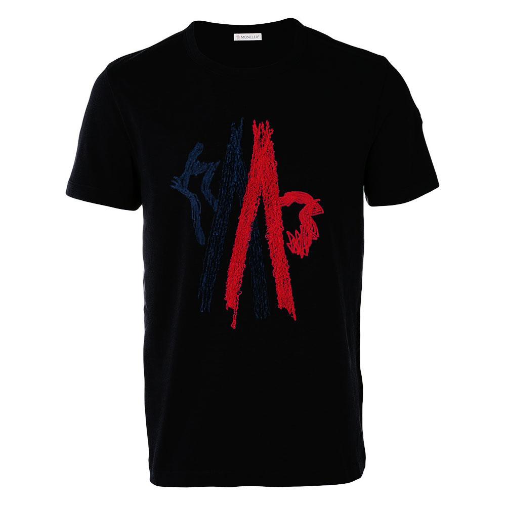 Moncler Graphic Tişört Siyah - 18 #Moncler #MonclerGraphic #Tişört