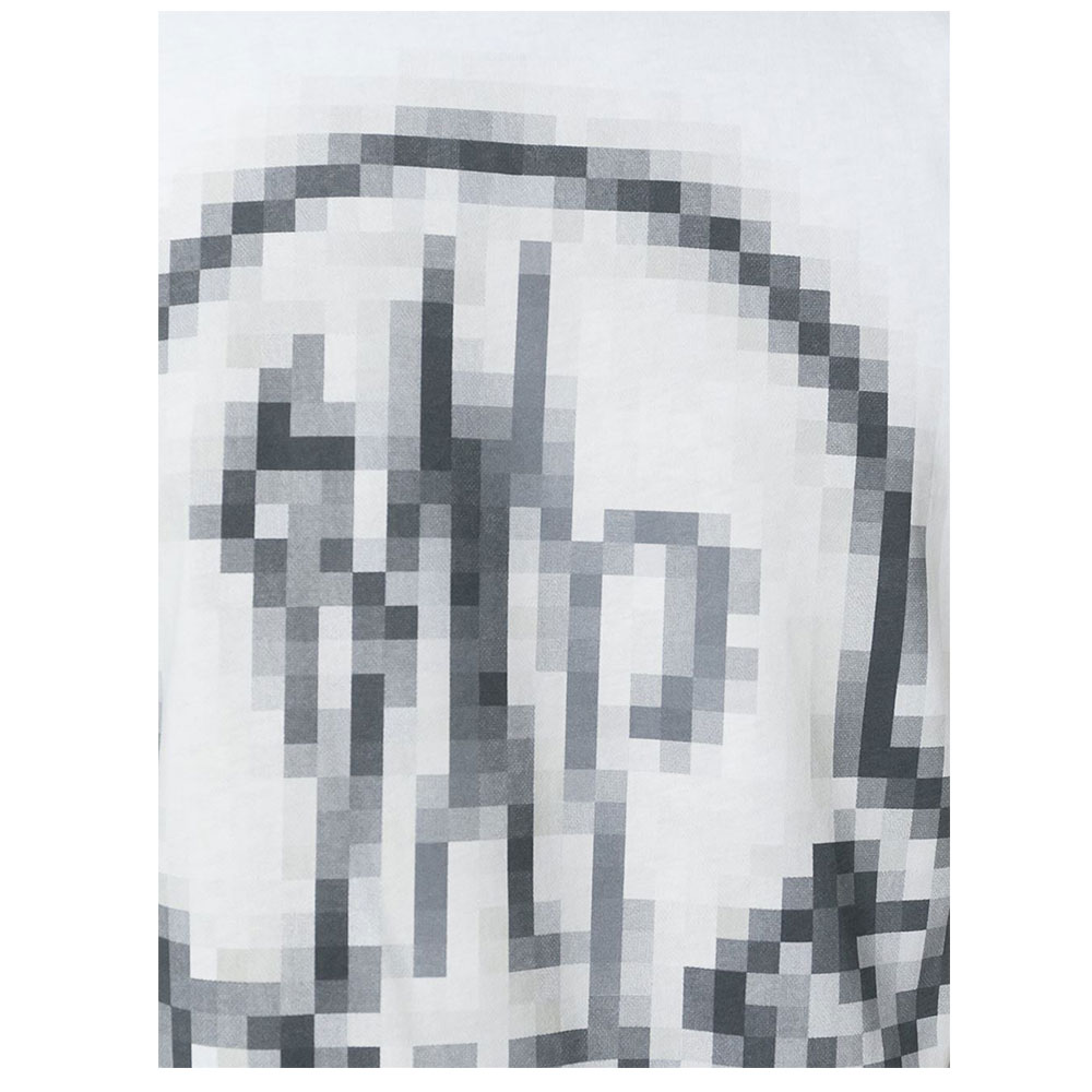 Moncler Pixelated Tişört White - 12 #Moncler #MonclerPixelated #Tişört - 2