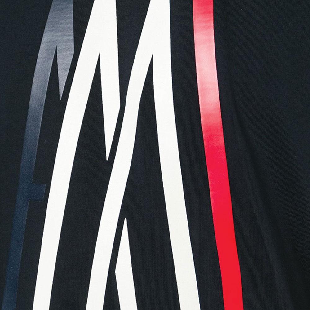 Moncler Logo Tişört Siyah - 33 #Moncler #MonclerLogo #Tişört - 2