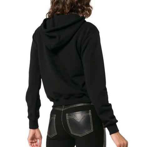 Moschino Sweatshirt Teddy Siyah #Moschino #Sweatshirt #MoschinoSweatshirt #Kadın #MoschinoTeddy #Teddy