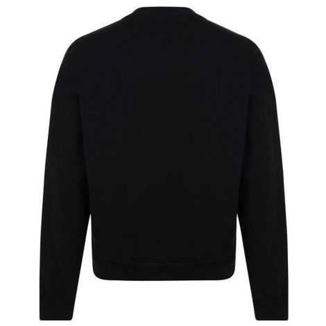 Moschino Sweatshirt Milano Siyah #Moschino #Sweatshirt #MoschinoSweatshirt #Erkek #MoschinoMilano #Milano