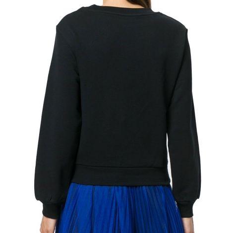 Moschino Sweatshirt Logo Siyah #Moschino #Sweatshirt #MoschinoSweatshirt #Kadın #MoschinoLogo #Logo