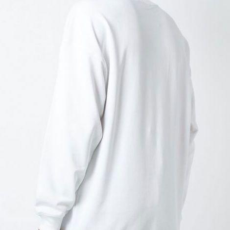 Moschino Sweatshirt Milano Beyaz #Moschino #Sweatshirt #MoschinoSweatshirt #Erkek #MoschinoMilano #Milano