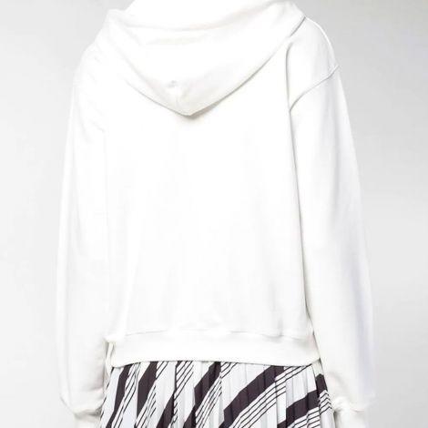 Moschino Sweatshirt Teddy Beyaz #Moschino #Sweatshirt #MoschinoSweatshirt #Kadın #MoschinoTeddy #Teddy